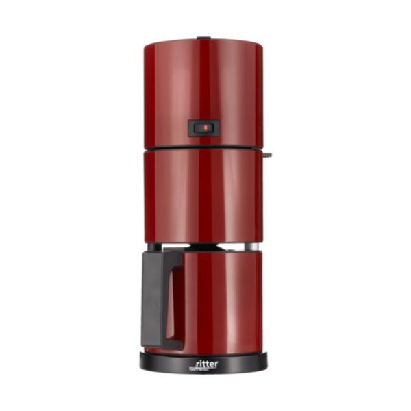 Kaffeemaschine ritter Cafena 5, rot