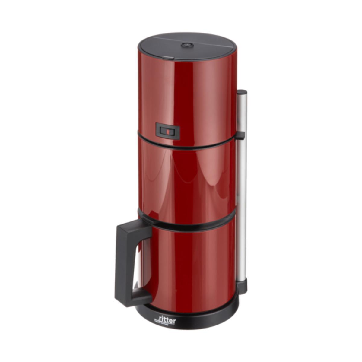Bild 2 von Kaffeemaschine ritter Cafena 5, rot