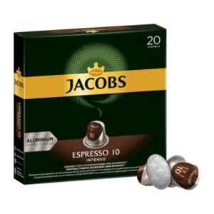 Jacobs Kaffeekapseln Espresso 10 Intenso