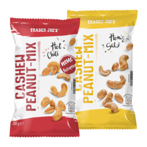 TRADER JOE'S  	   Cashew Peanut-Mix
