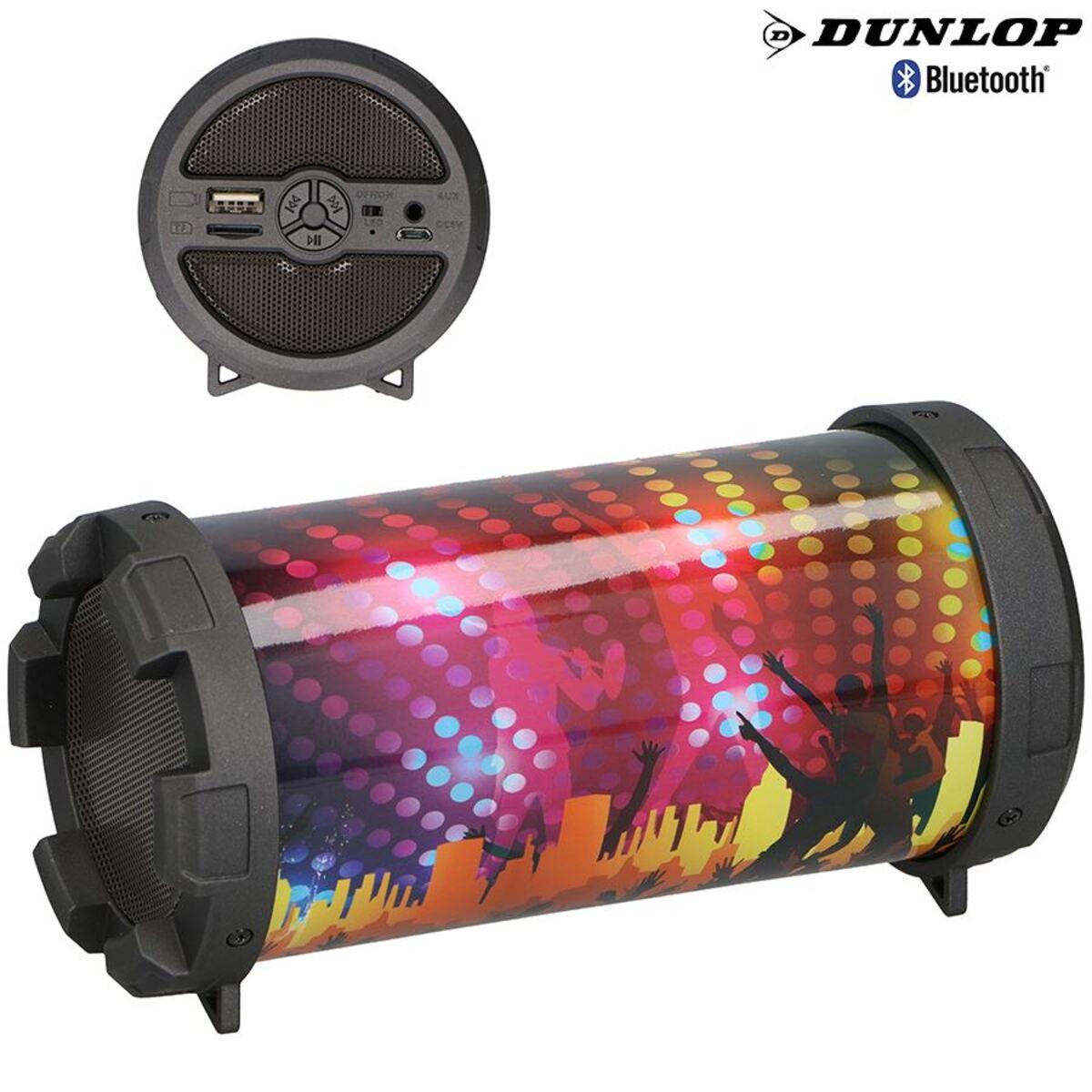 Bild 1 von Dunlop Bluetooth-Lautsprecher MW-133BT