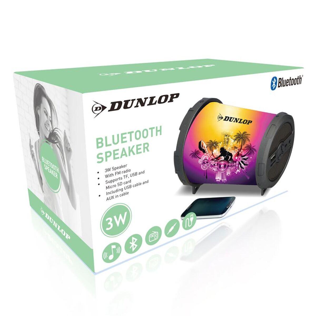 Bild 4 von Dunlop Bluetooth-Lautsprecher MW-133BT
