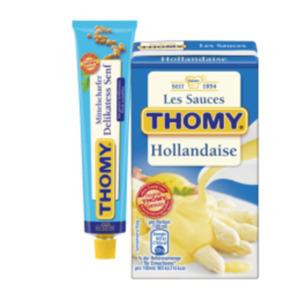 Thomy Les Sauces oder Thomy Senf