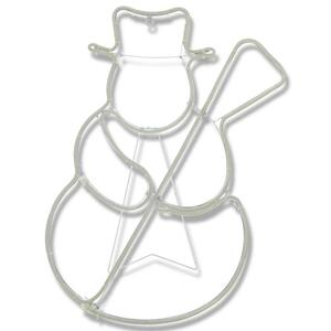 LED-Dekoleuchte Snowman max. 6 Watt