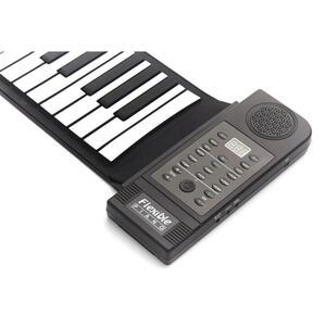 Keyboard Piano in Schwarz/Weiß