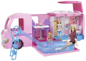 Barbie - Super Abenteuer Camper - ohne Puppen