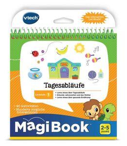 VTech - MagiBook - Lernstufe 1 - Tagesabläufe