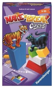 Make N Break Circus - Neuauflage 2018 - Ravensburger