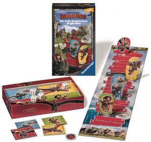 Dragons - Das große Drachenrennen - Mitbringspiel von Ravensburger