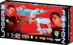 Laser X Fusion - Complete - Spielset