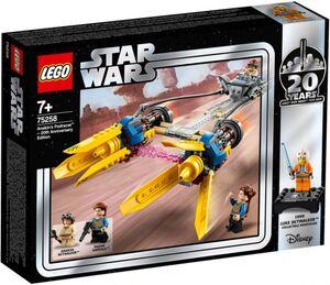 LEGO® Star Wars (TM) 75258 - Anakin's Podracer(TM) - 20 Jahre LEGO Star Wars