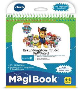 V-Tech - MagiBook - Paw Patrol - Lernstufe 2