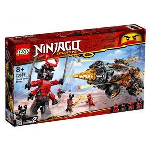 LEGO® NINJAGO® 70669 - Coles Powerbohrer