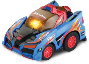 VTech - Turbo Force Racers - Super Car blau