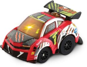 VTech - Turbo Force Racers - Super Car rot