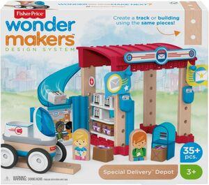 Fisher Price - Wunder Werker - Post