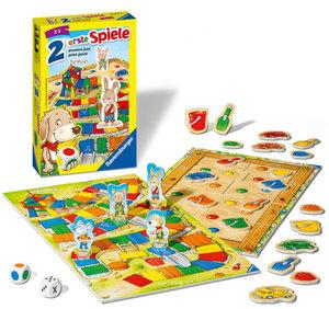 2 erste Spiele - Mitbringspiel