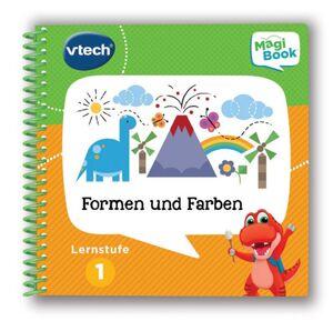 VTech - MagiBook - Lernstufe 1 - Formen und Farben