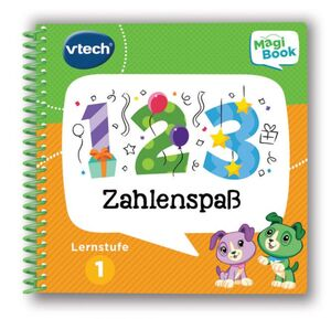 VTech - MagiBook - Lernstufe 1 - Zahlenspaß