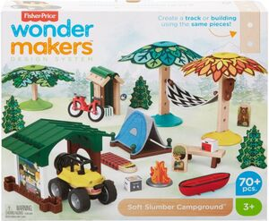 Fisher Price - Wunder Werker - Campingplatz