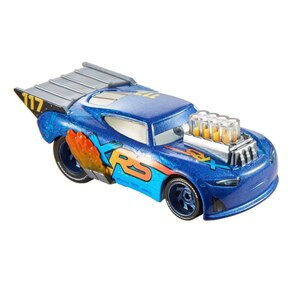 Disney Cars - Xtreme Racing Serie Dragster-Rennen: Die-Cast Lil' Torquey
