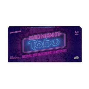 Hasbro - Tabu Midnight
