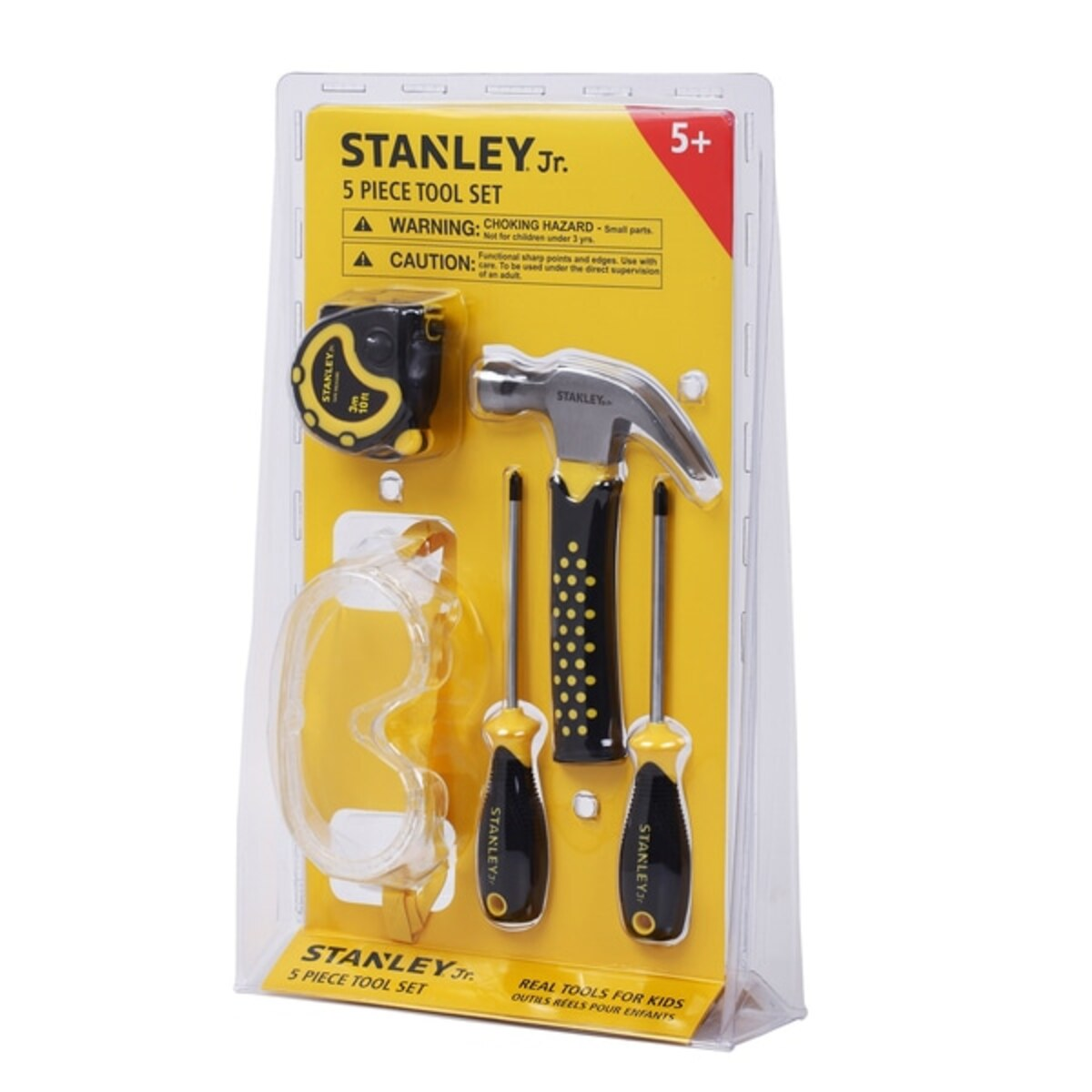 Bild 2 von Stanley Jr. 5-teiliges Werkzeug-Set