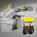 Bild 3 von Stanley Jr. 5-teiliges Werkzeug-Set