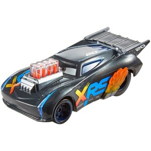 Disney Cars - Xtreme Racing Serie Dragster-Rennen: Die-Cast Jackson Storm