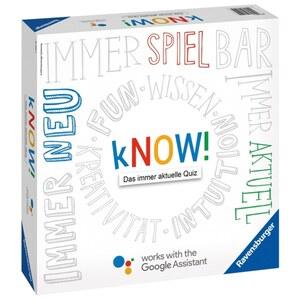 Ravensburger - kNOW! mit Google Home Mini