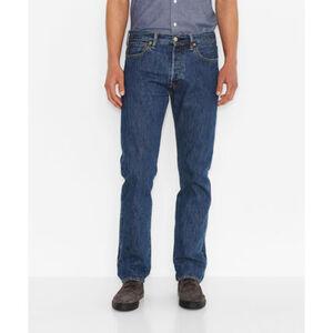 Levi's® Jeans 501® Original Fit, 00501-0114, 5-Pocket, Knopfleiste, für Herren