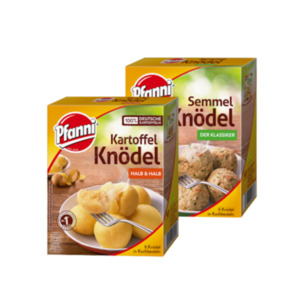 Pfanni Kartoffel- oder Semmel-Knödel
