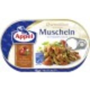 Appel Muscheln in Tomaten Sauce 100 g