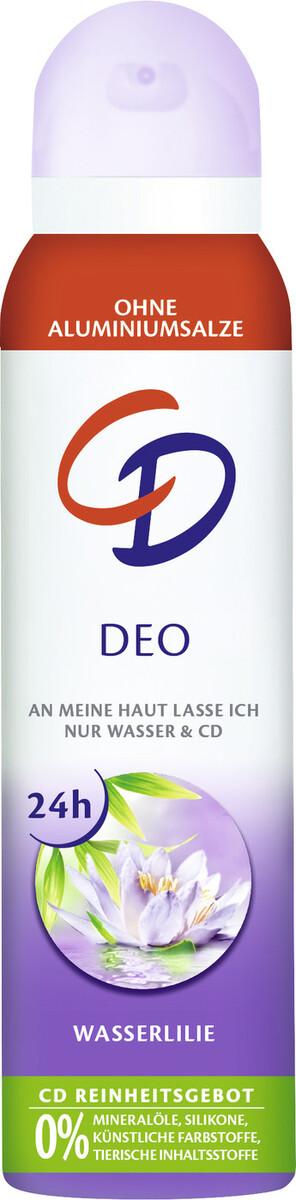 Bild 2 von CD Deo-Spray Wasserlilie 150 ml