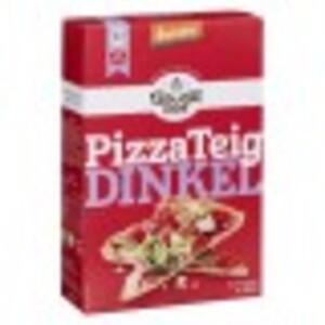 Bauckhof Demeter Bio Pizza Teig Dinkel 350 g