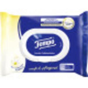Tempo Sanft & Pflegend Feuchte Toilettentücher Kamille 42 Stück