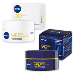 Nivea Q10 Plus Anti-Falten Creme
