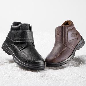 Mario Bucelli Winter Komfort Boots