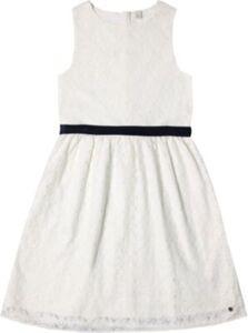 Kinder Kleid weiß Gr. 170/176 Mädchen Kinder