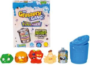 Grossery Gang Putrid Power, Sammelfiguren, 5er Pack