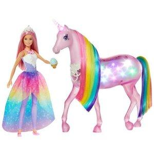 Barbie Dreamtopia Magisches Zaubereinhorn