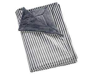 dormia Decke mit Streifen