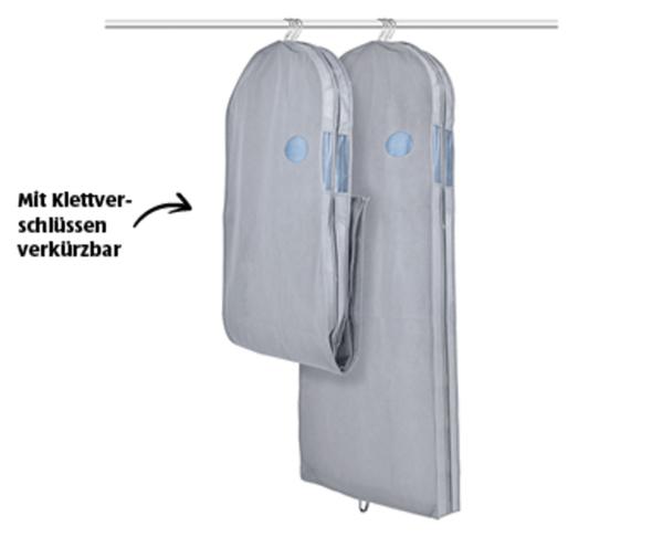 EASY HOME®   2 Unterbettkommoden oder 2 Kleidersäcke