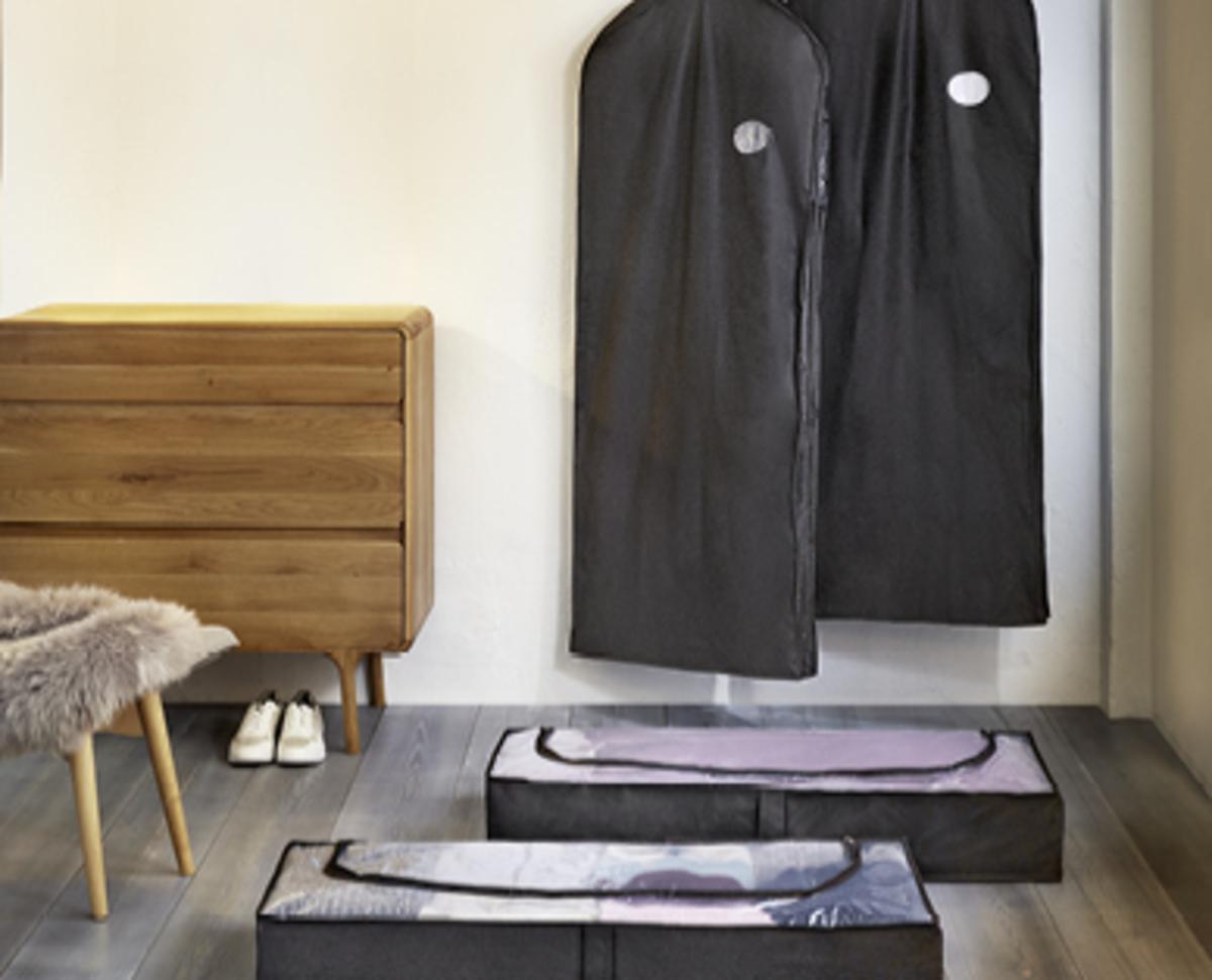 Bild 5 von EASY HOME®   2 Unterbettkommoden oder 2 Kleidersäcke