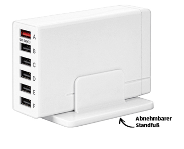 EASY HOME®  USB-Ladestation