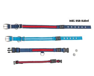 Romeo LED-Halsband oder -Leuchtband