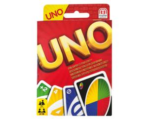 MATTEL GAMESTM Uno Kartenspiel