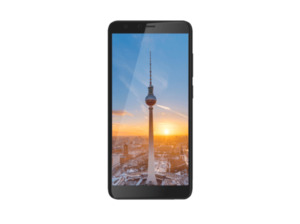 GIGASET GS100 Smartphone - 8 GB - Graphite Grey