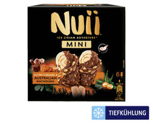 Nuii®  Premium-Stieleis, Mini