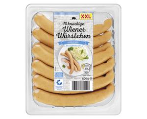 XXL Wiener Würstchen